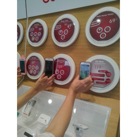 Tableaux Pour Ooredoo