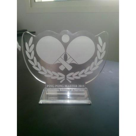 Trophées masters ping pong 2015 Ooredoo