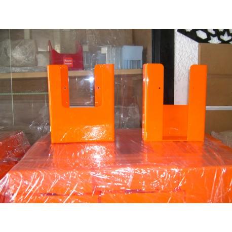 Poches Porte Dépliants A5 Orange