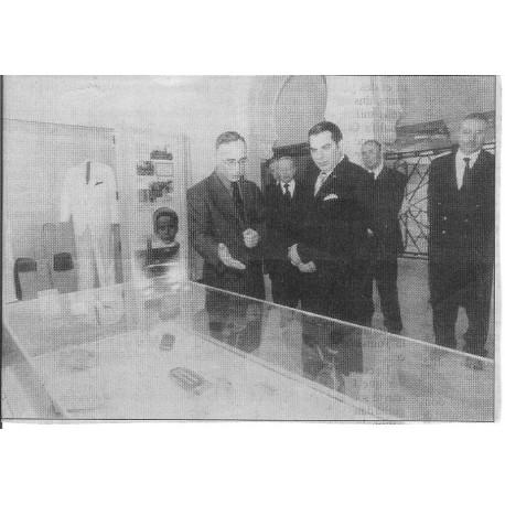 Inauguration musée Bourguiba