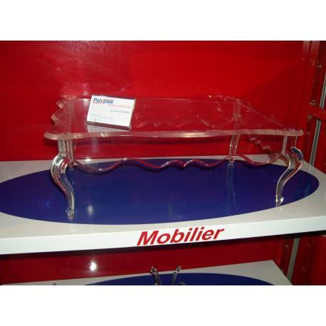 Mobilier Plexiglas