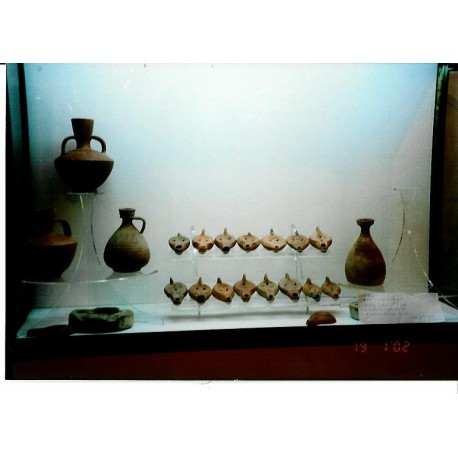 Musée nabeul vitrine