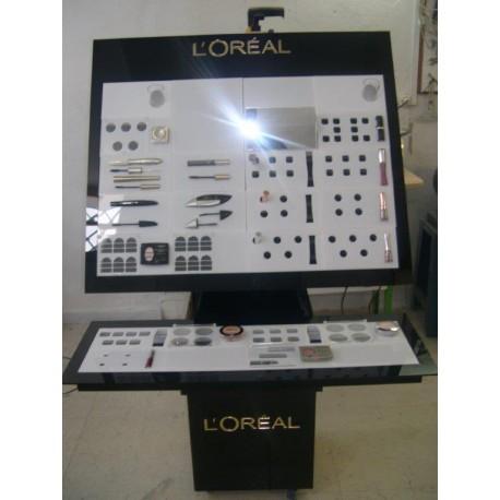 Présentoir L'Oréal