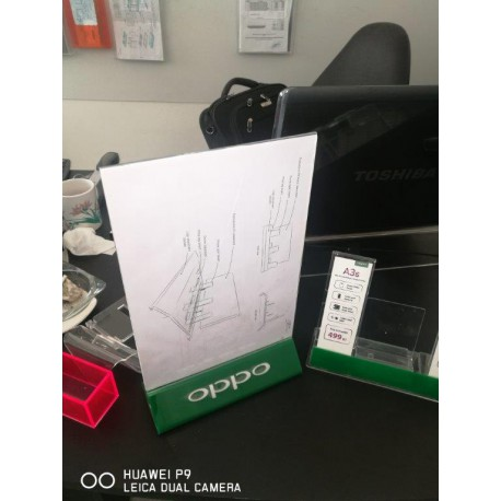 A4 biface OPPO